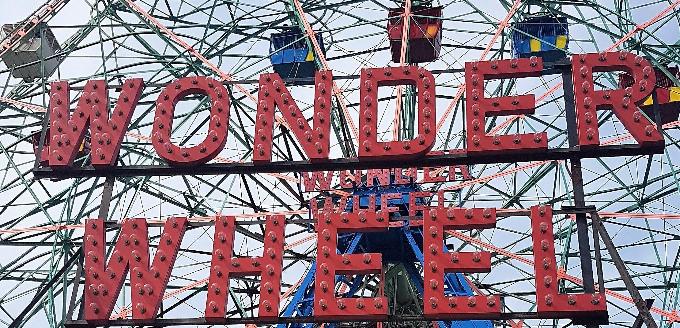 NYC, part 4 – Coney Island, la vraie vie, en bois et en plastique.