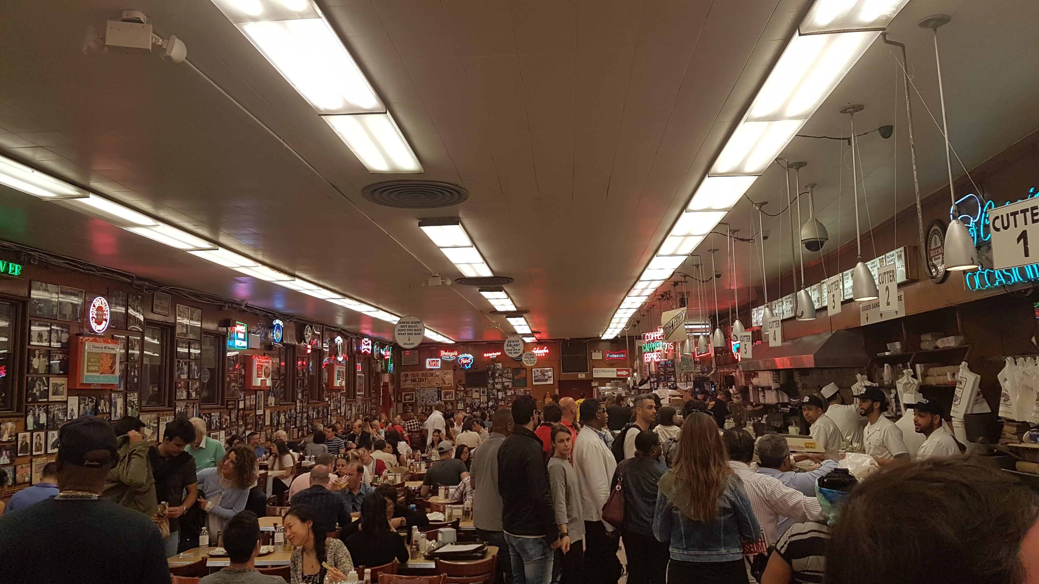 NYC Part 5 – Katz's Delicatessen