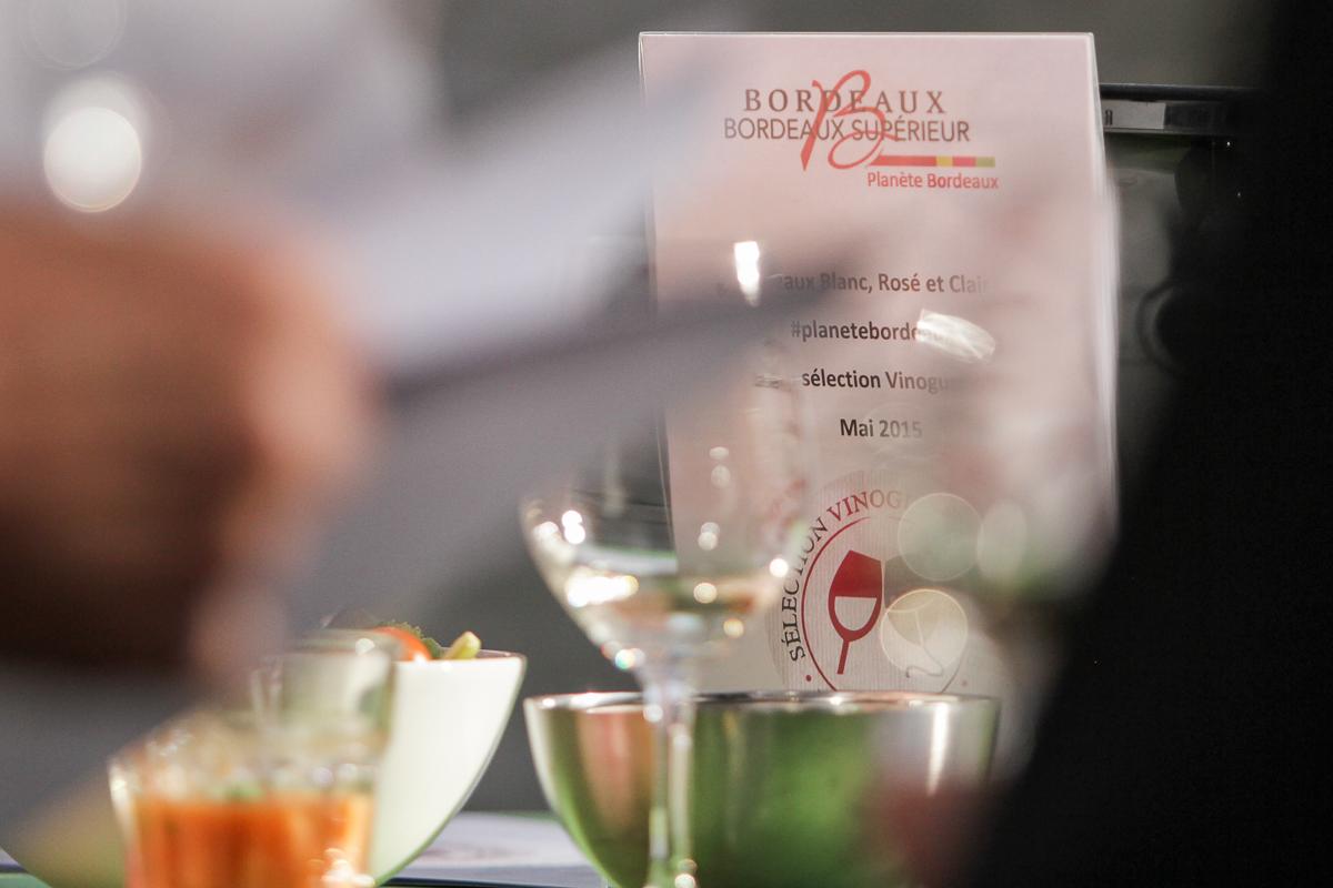 Dégustation Bordeaux & Bordeaux Supérieur – Mai 2015