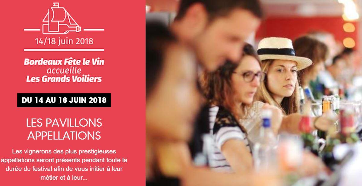 """Résultat de recherche d'images pour """"bordeaux fête le vin 2018"""""""