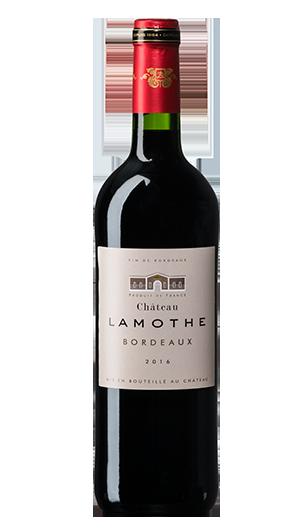 Château Lamothe 2016 – Bordeaux