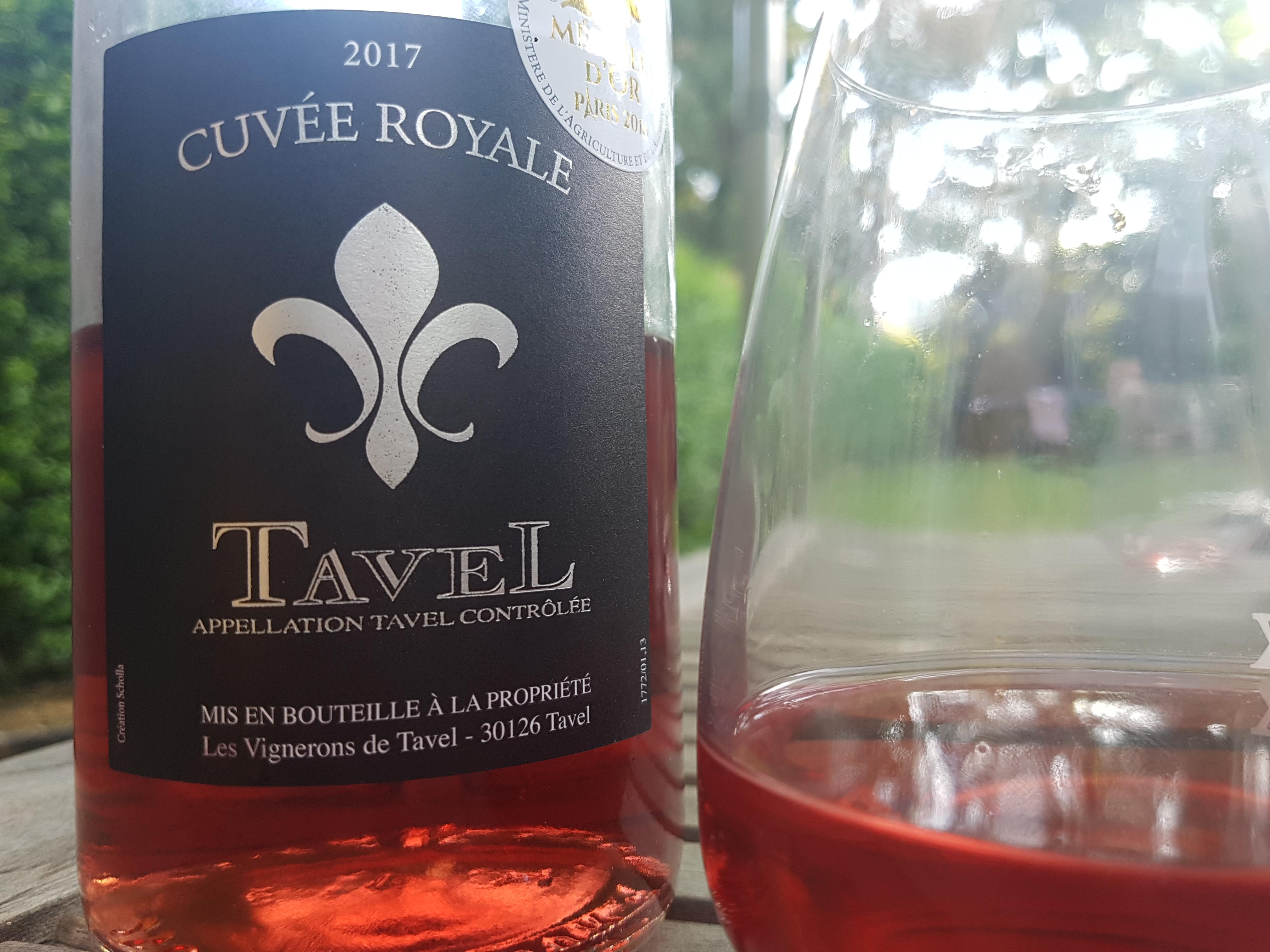 Les Vignerons de Tavel Cuvée Royale 2017 – Tavel