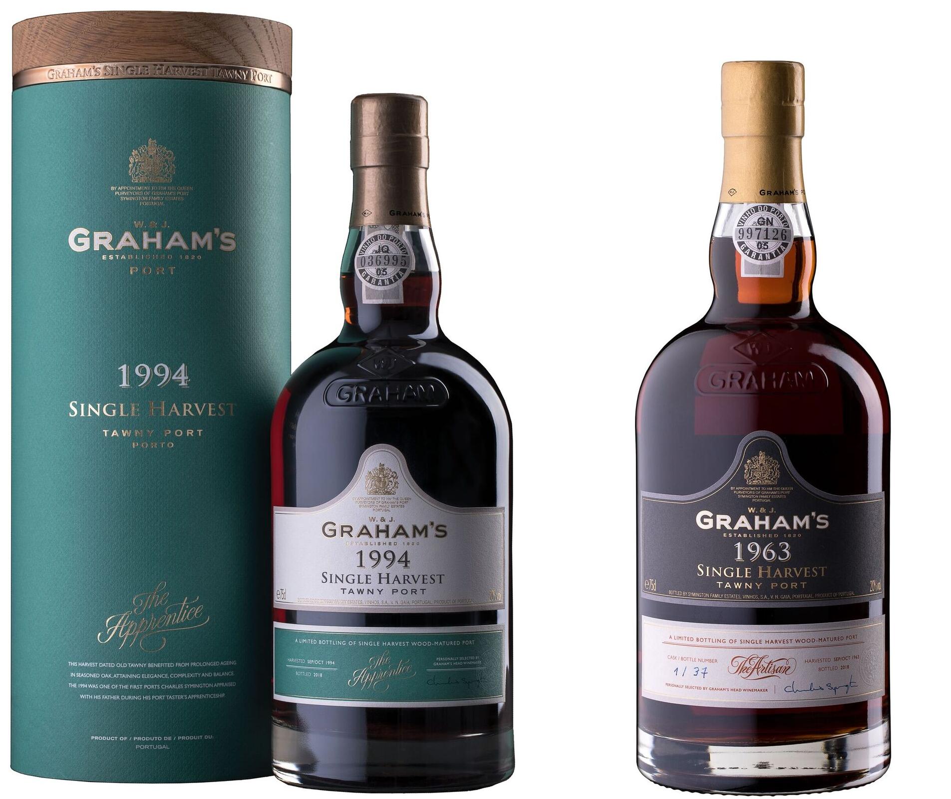 Pour les fêtes, Graham's lance 2 millésimes prestigieux sur le marché belge