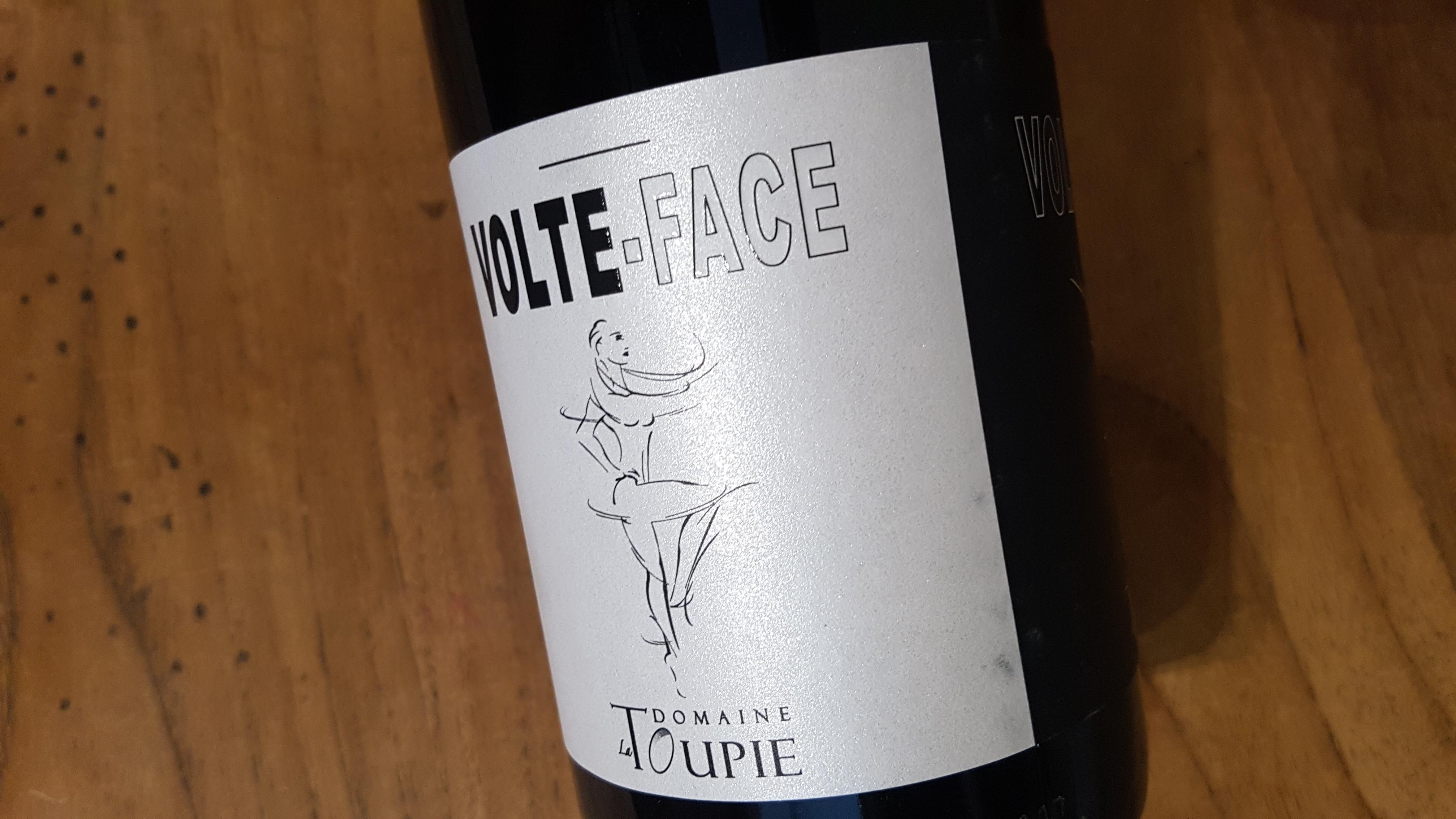 Domaine La Toupie Volte Face 2016 – Côtes-du-roussillon-villages