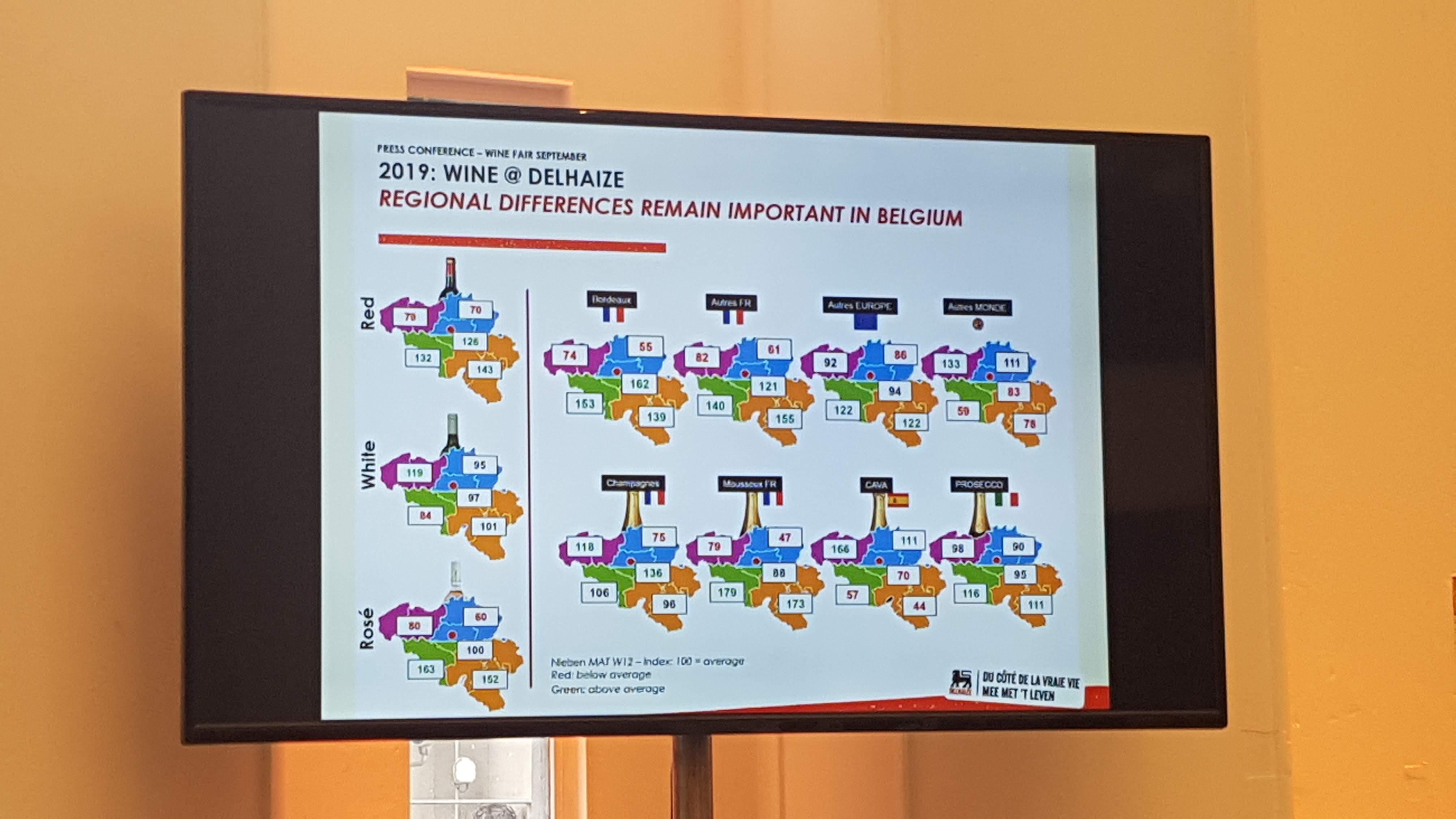 Marketing du vin | Je ne miserais pas tout sur la Flandre