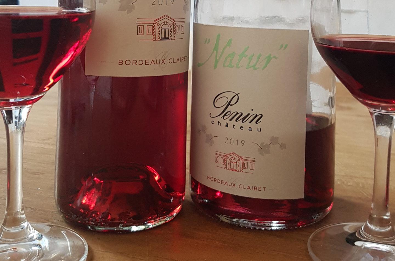 Le Clairet, ce vin typique de Bordeaux, à mi-chemin entre le rosé et le rouge