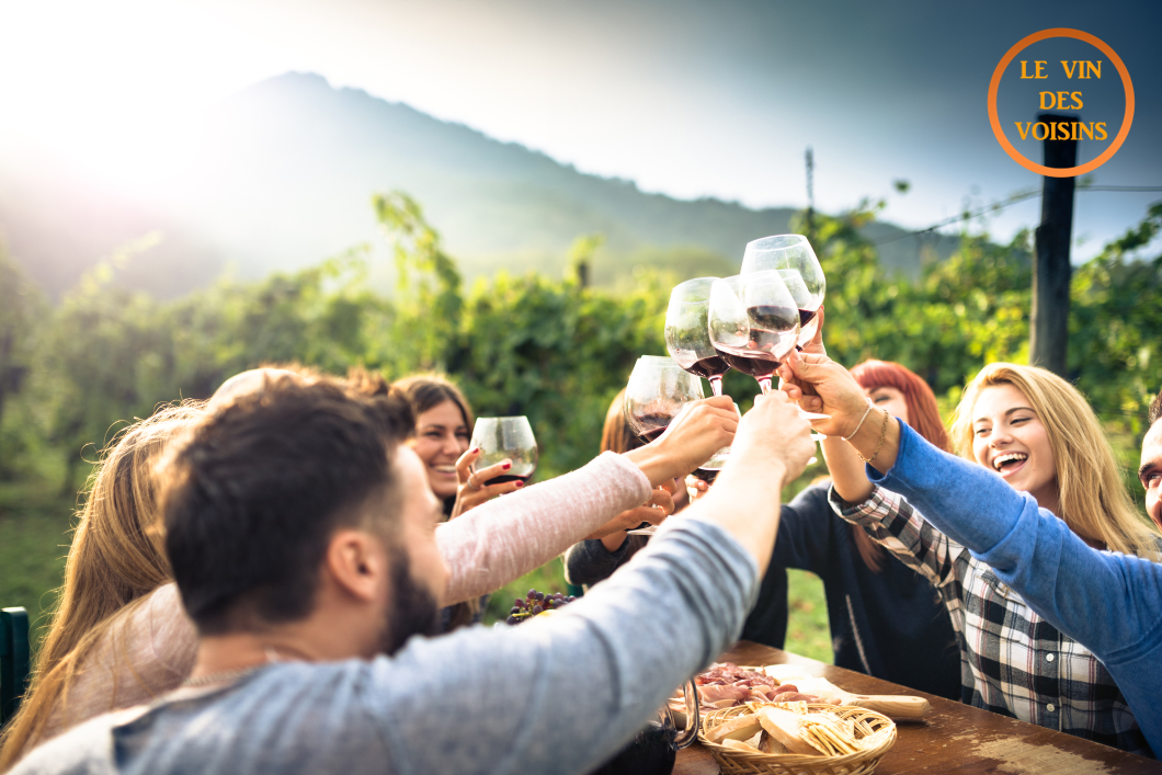 Le Vin des Voisins | Groupement d'achat de vin en direct chez les producteurs