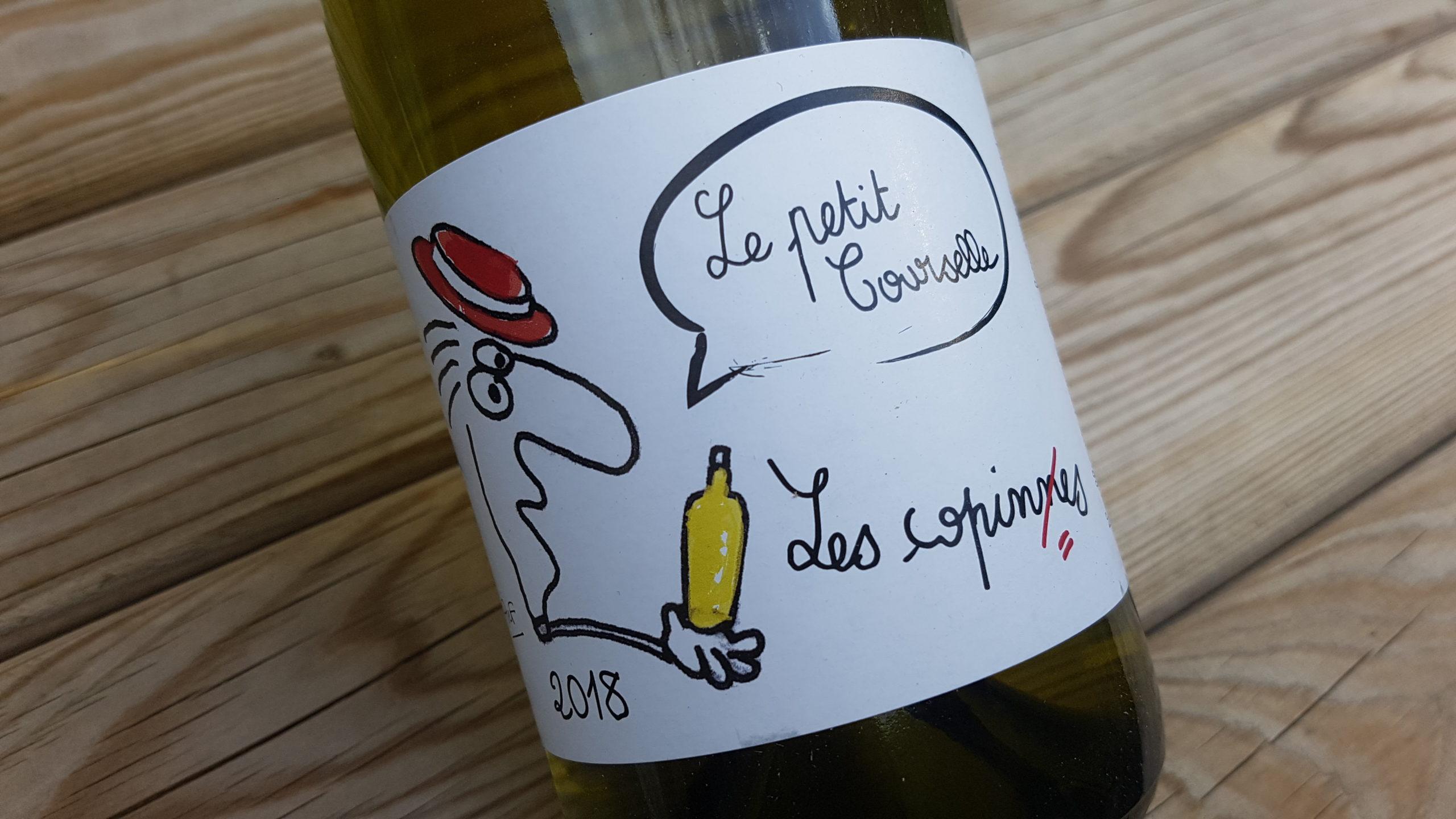 Le Petit Courselle Les copines 2018 | Vin de France