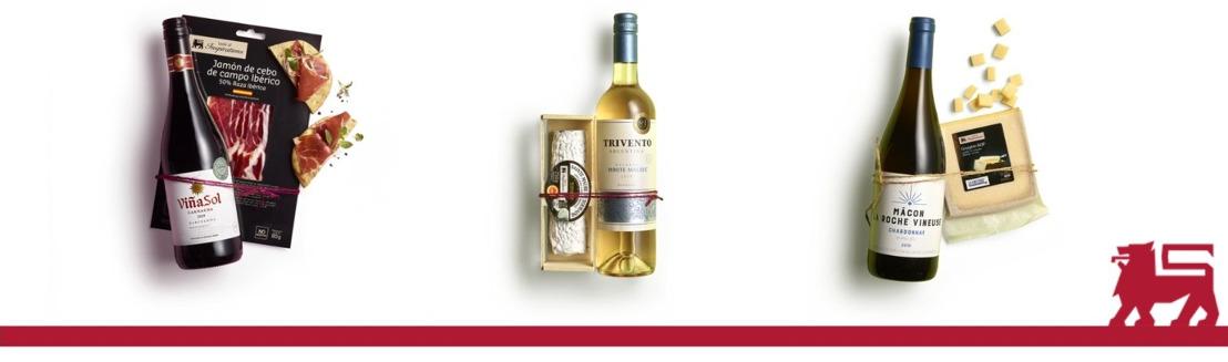 La foire aux vins de printemps 2021 de Delhaize aura bien lieu du 25/02 au 17/03/2021