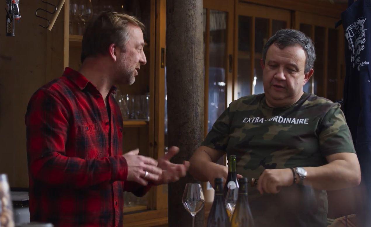 Eric Boschman et Marc Roisin vous présentent Le vin des voisins